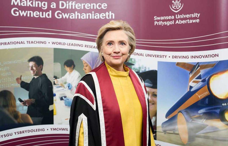 The Hillary Rodham Clinton Global Challenges Programme, Swansea University