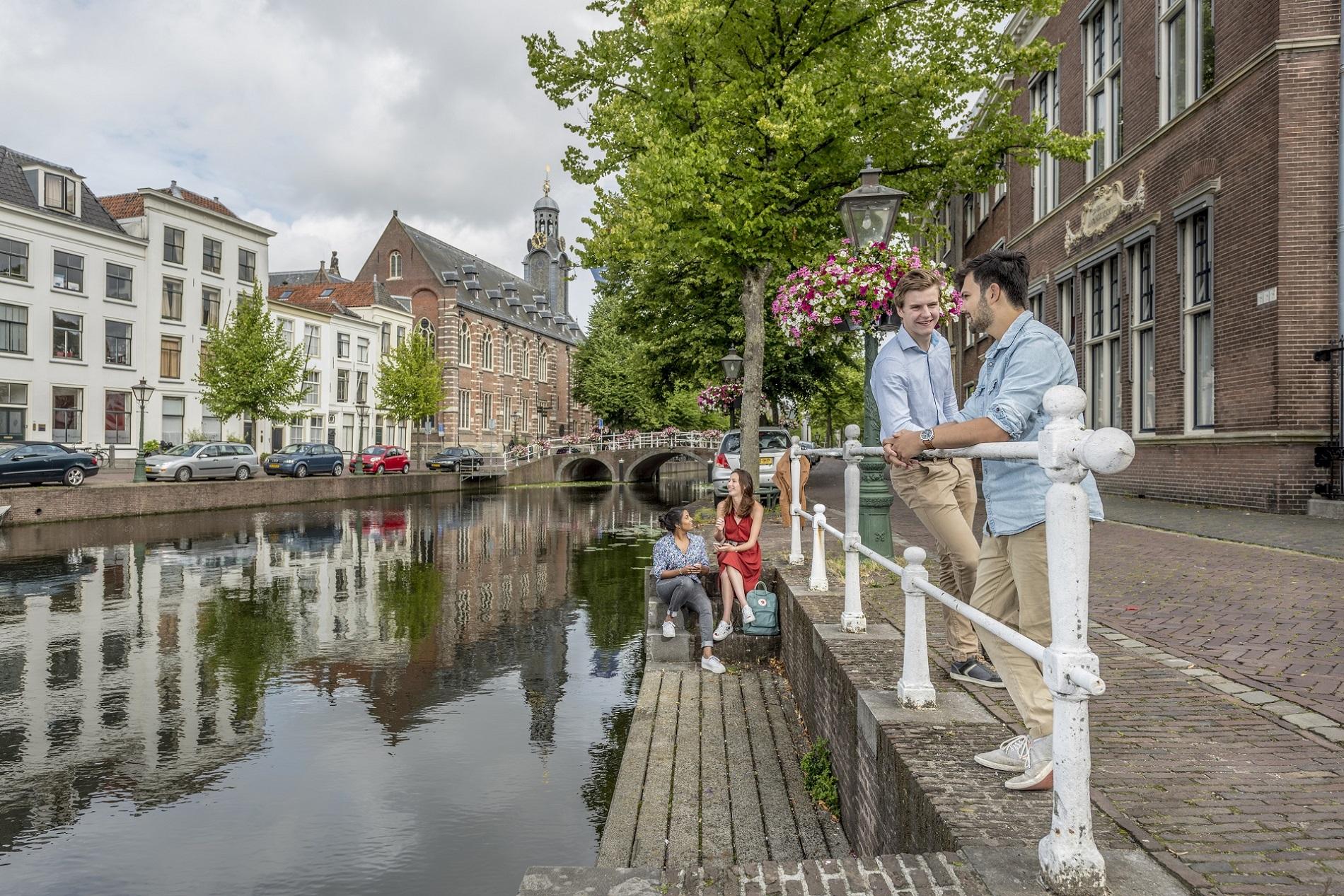 Leiden University Scholarship