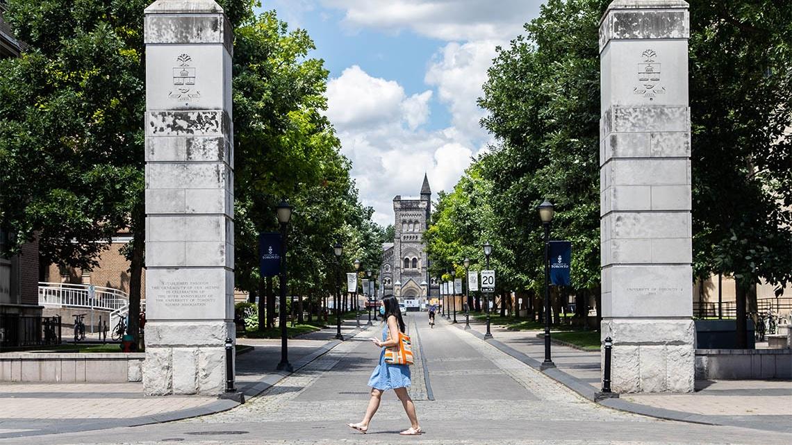 University of Toronto (Photo Credit: UofTNews)