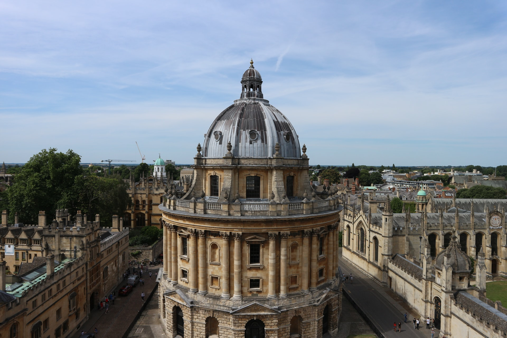 University of Oxford, UK - Reach Oxford Scholarships
