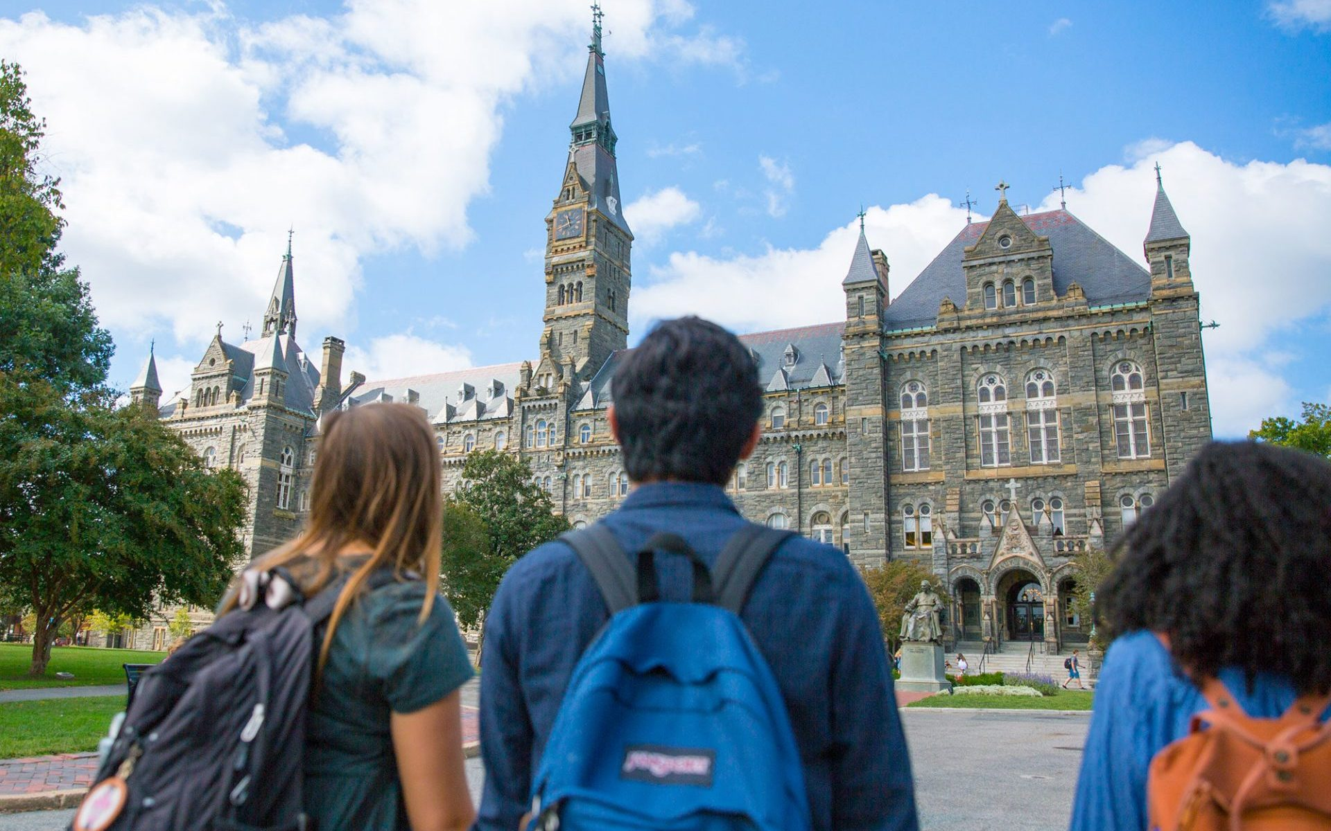 Georgetown University -- Global Human Development Program